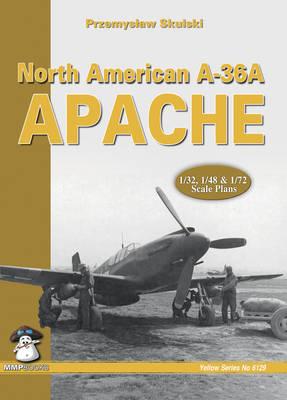 North American A-36A Apache (Paperback)