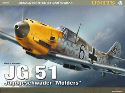 """Jg 51 Jagdgeschwader """"MoeLders"""" - Units"""