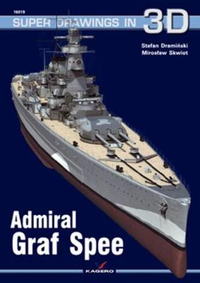 Admiral Graf Spee - Super Drawings in 3D