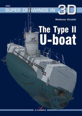 The Type II U-Boat - Super Drawings in 3D