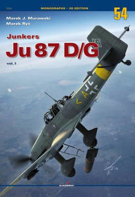 Ju 87d/G Vol.I - Monographs (Paperback)