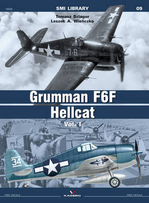 Grumman F6f Hellcat, Vol. 1 (Paperback)