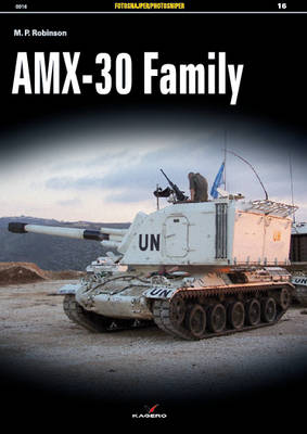 Amx-30 Family (Paperback)