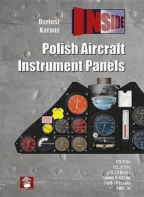 Polish Aircraft Instrument Panels - INSIDE 3 (Hardback)