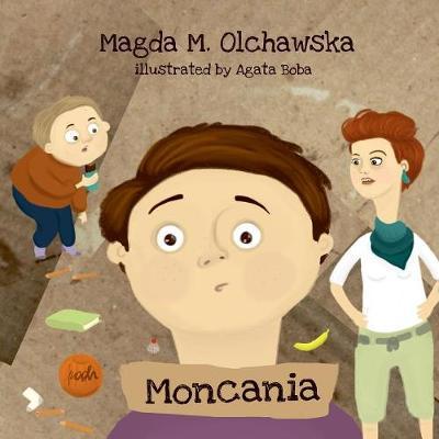 Moncania - About Little Boy 1 (Paperback)