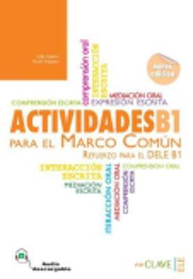 Actividades Para El Marco Comun: Actividades + Audio Descargable B1 (Nueva EDI (Paperback)