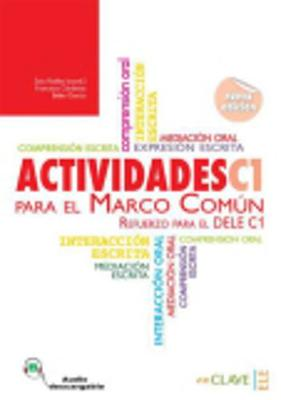 Actividades Para El Marco Comun: Actividades + Audio Descargable C1 (Nueva EDI (Paperback)