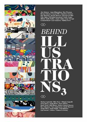 Behind Illustrations 3 (Paperback)
