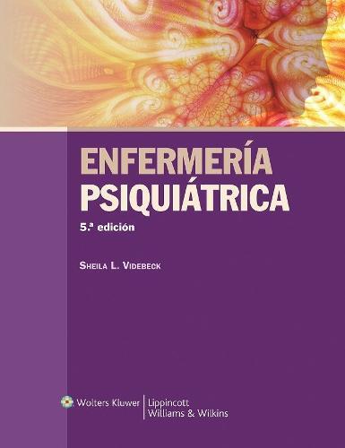 Enfermeria psiquiatrica (Paperback)