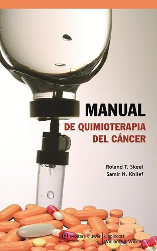 Manual de quimioterapia del cancer (Paperback)