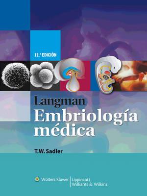 Langman Embriologia Medica (Hardback)