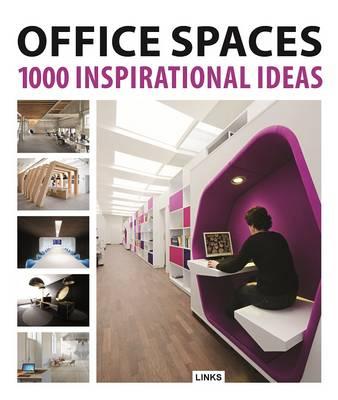 Office Spaces: 1000 Inspirational Ideas (Hardback)