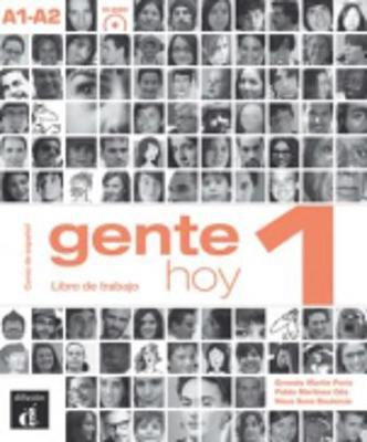Gente Hoy: Libro de trabajo + CD 1 (A1-A2)