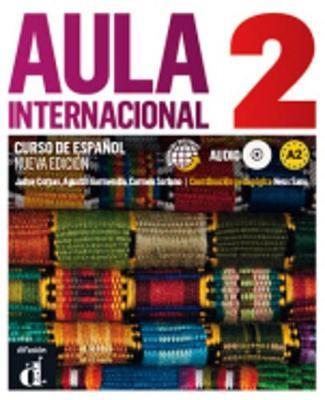 Aula Internacional - Nueva edicion: Libro del alumno + ejercicios + CD 2 (A2)