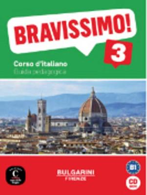 Bravissimo!: Guida pedagogica CD-ROM 3 (CD-ROM)