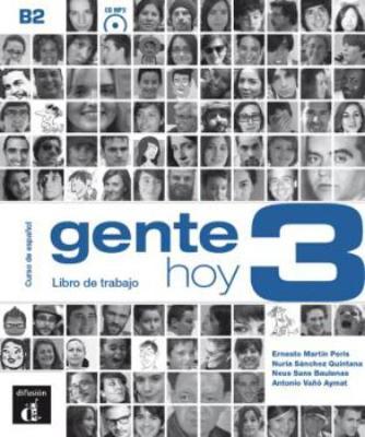 Gente Hoy: Libro de trabajo + CD 3 (B2)