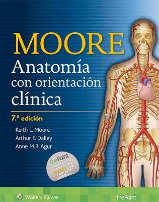 Anatomia con orientacion clinica (Hardback)