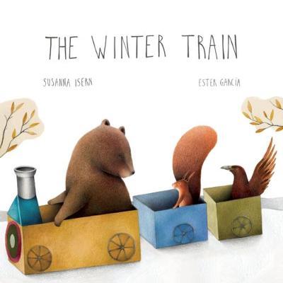 The Winter Train (Hardback)