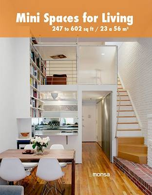 Mini Spaces for Living: 247 to 602 Sq Ft (Hardback)