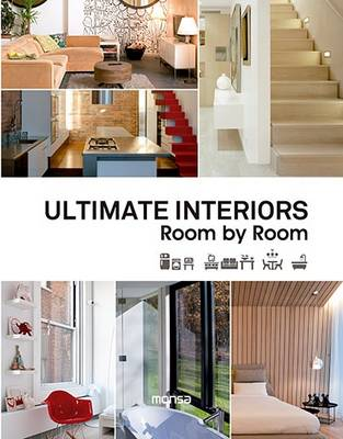 Ultimate Interiors: Room by Room (Paperback)