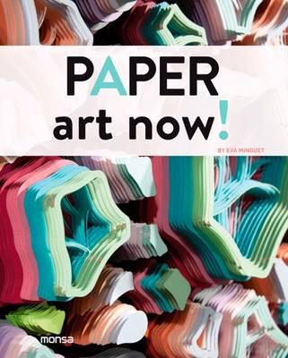 Paper Ar Now! (Hardback)