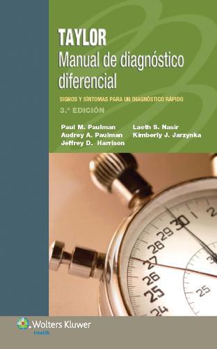 Taylor. Manual de diagnostico diferencial (Paperback)