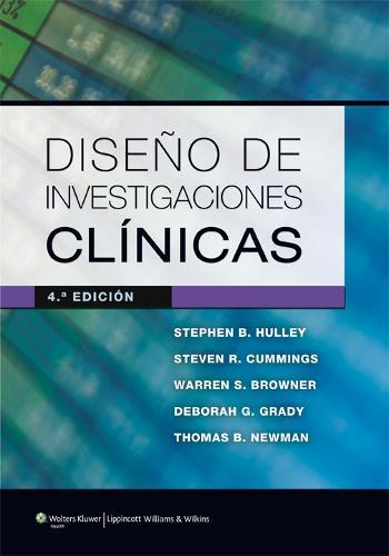 Diseno de investigaciones clinicas (Paperback)