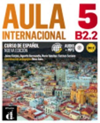 Aula Internacional - Nueva edicion: Libro del alumno + ejercicios + CD 5 (B2.2