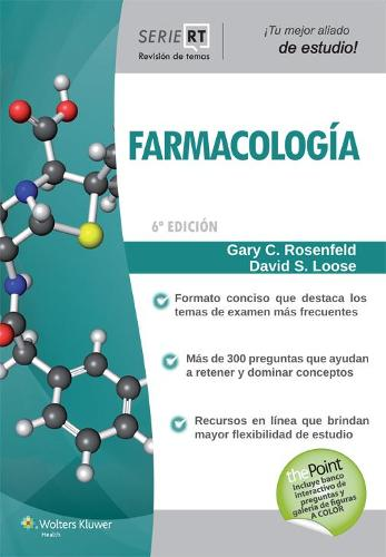 Farmacologia: Serie Revision de temas - Board Review Series (Paperback)
