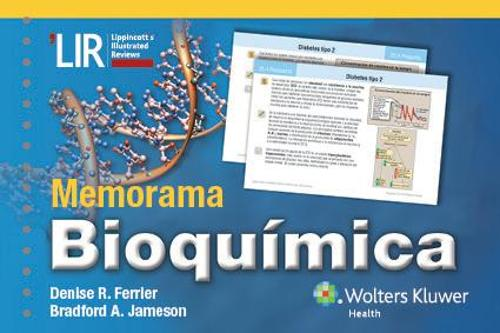 Memorama Bioquimica - Lippincott Illustrated Reviews Series (Spiral bound)