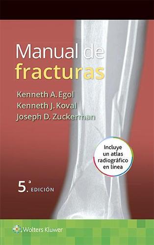 Manual de fracturas (Paperback)