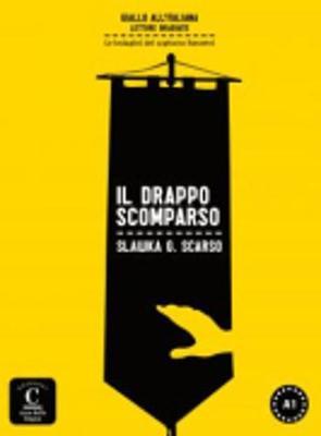 Giallo all'italiana: Il drappo scomparso + online MP3 audio (Paperback)