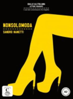 Giallo all'italiana: Nonsolomoda + online MP3 audio (Paperback)