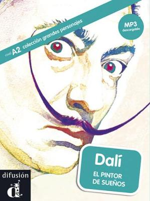 Grandes personajes (graded readers about some great hispanic figures): Dali.