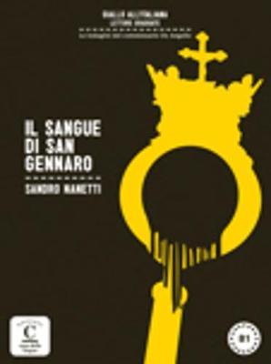 Giallo all'italiana: Il sangue di San Gennaro + online MP3 audio (Paperback)