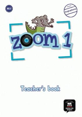 Zoom: Teacher's Book 1 (Paperback)