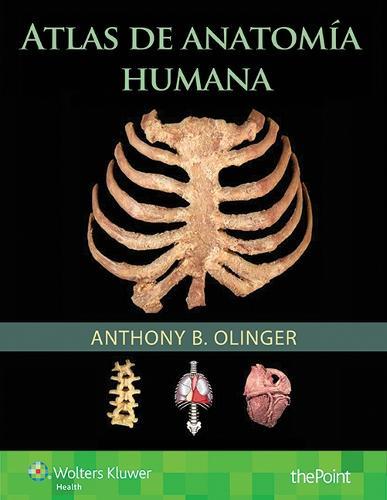 Atlas de anatomia humana (Paperback)