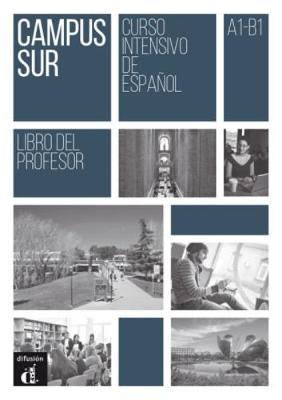 Campus Sur: Libro del profesor (A1-B1) (Paperback)