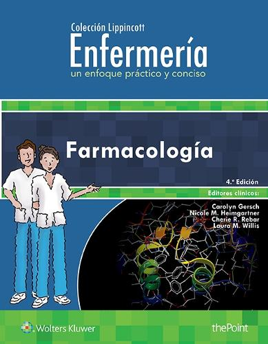 Coleccion Lippincott Enfermeria. Un enfoque practico y conciso: Farmacologia - Incredibly Easy! Series (R) (Paperback)