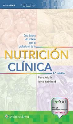 Guia basica de bolsillo para el profesional de la nutricion clinica (Paperback)