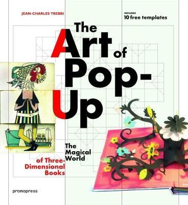 Art of Pop-Up (Paperback)