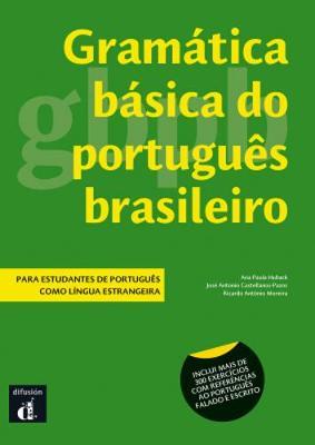 Gramatica basica do Portugues Brasileiro: Livro A1-B1 (Paperback)