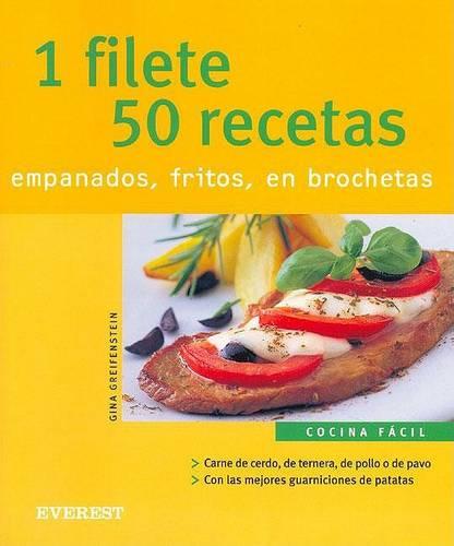 1 Filette 50 Recetas (Paperback)