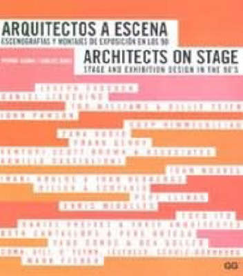 Architects on Stage: Stage and Exhibition Design in the 90's (Paperback)