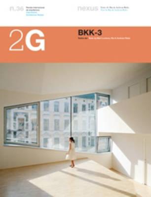 BKK-3 - 2G: International Architecture Review Series 36 (Paperback)