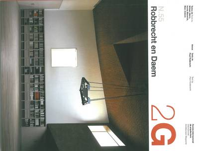 2G 55: Robbrecht and Daem (Paperback)