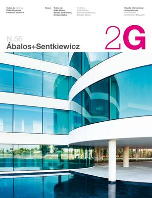 2G 56 Abalos + Setnkiewicz - 2G: International Architecture Review Series 56  (Paperback)