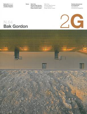 2G N.64 Bak Gordon (Paperback)