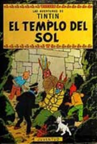 LAS Aventuras De Tintin: El Templo Del Sol (Hardback) (Hardback)