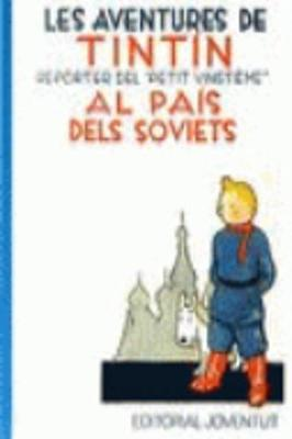 Tintin in Catalan: Tintin al pais dels soviets (Hardback)